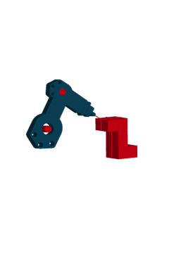 Guidage robot 3D