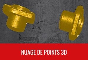 Localisation 3D - Nuage de points 3D